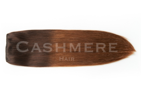 BRONZED OMBRE-the newest shade by Cashmere Hair Extensions