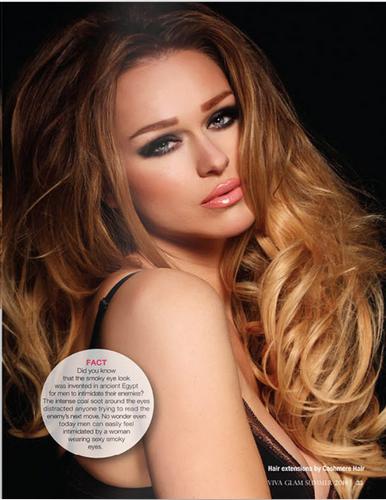 viva glam Cashmere Hair
