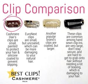 Clip Comparison