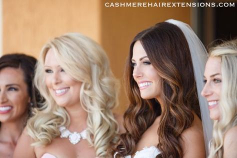 Cashmere Hair Extensions Bridal07