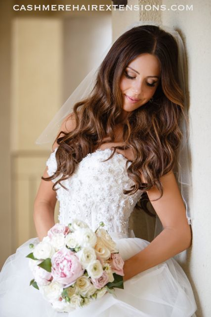 Cashmere Hair Extensions Bridal08