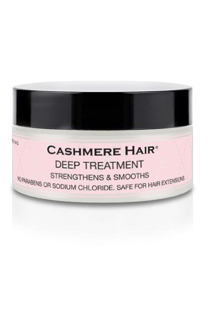 cashmere hair deep treatment hair extension conditioner